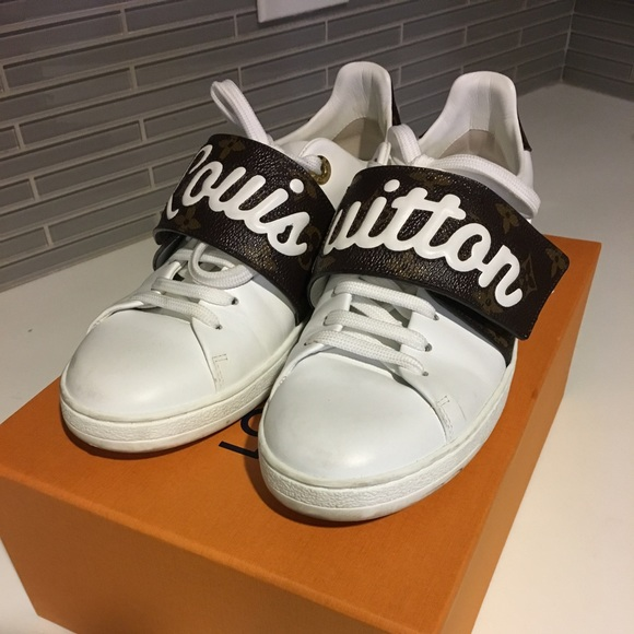 Louis Vuitton Sneakers With Monogram